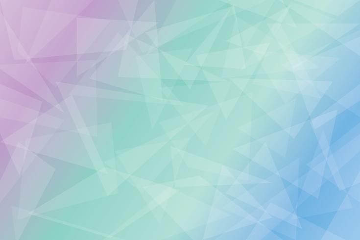 Fondo geométrico abstracto colorido para el negocio