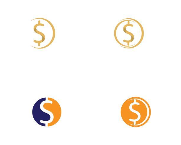 pengar vektor ikon
