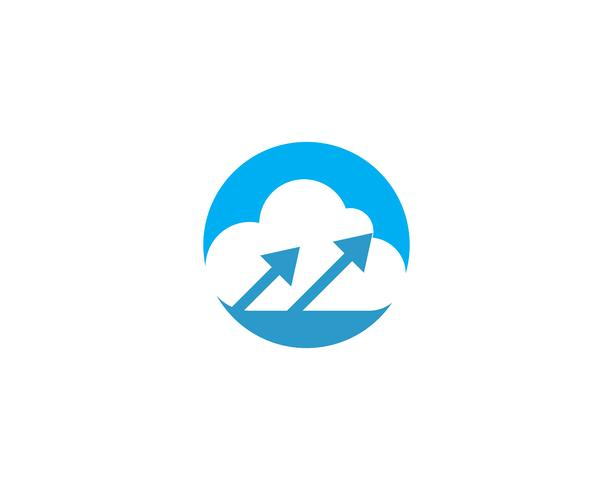Cloud-Logo und Symbole