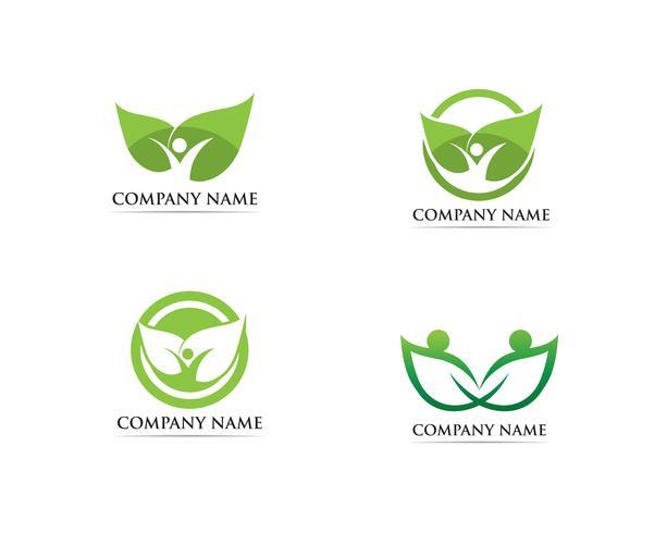 Family care logo and symbol