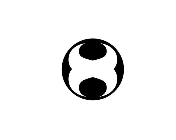 Diseño de icono de vector de plantilla de bocina X
