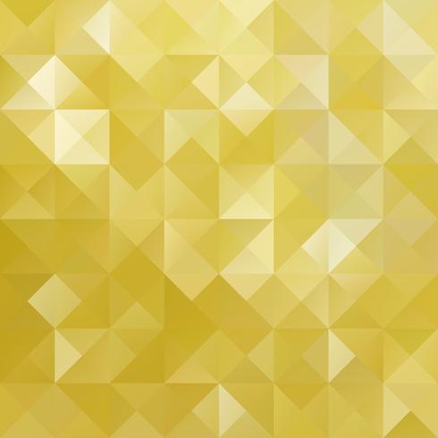 Yellow Grid Mosaic bakgrund, kreativa design mallar