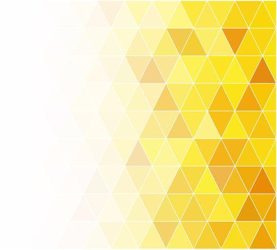 Yellow Grid Mosaic Background, Creative Design Templates