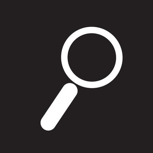 ricerca simbolo icona segno