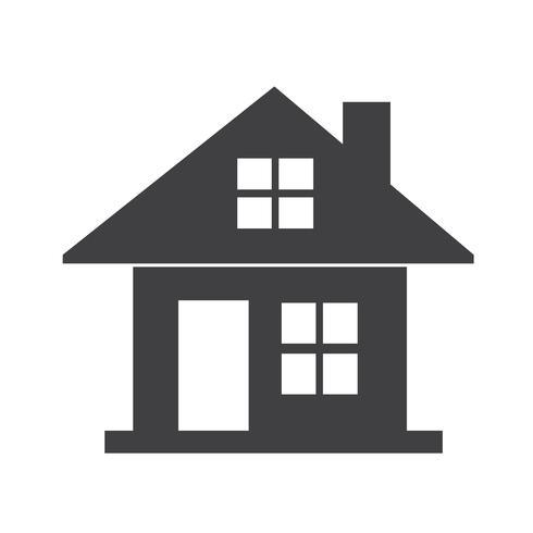 huis pictogram symbool teken