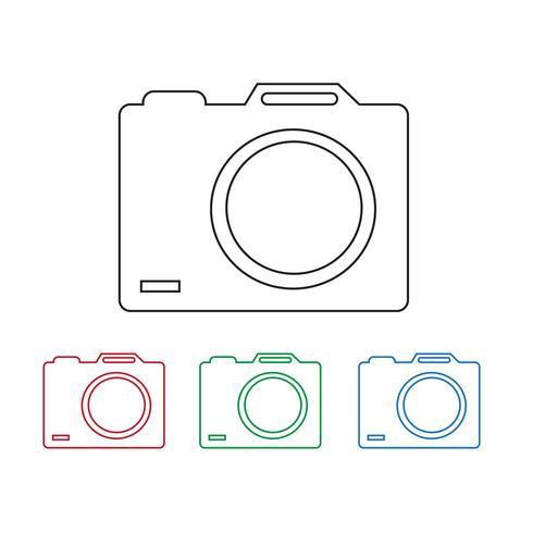 camera pictogram symbool teken