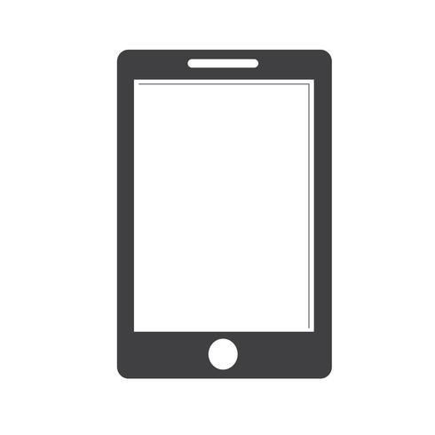 Telefon ikon symbol tecken