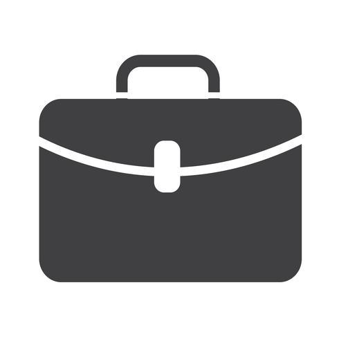 Briefcase icon  symbol sign