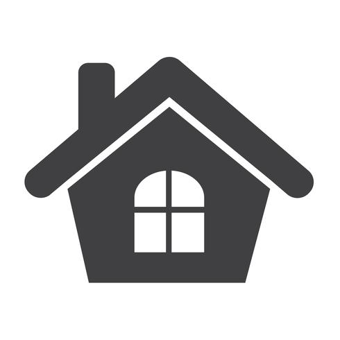 House icon  symbol sign