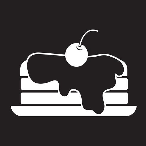 Pfannkuchen Symbol Symbol Zeichen