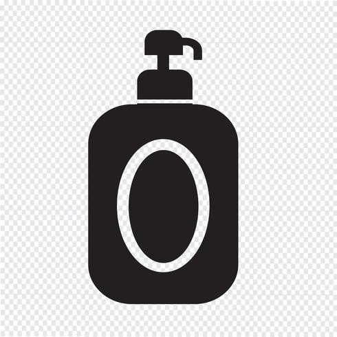 shampoo icon  symbol sign