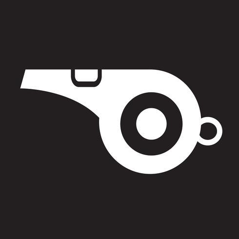 silbido icono símbolo signo