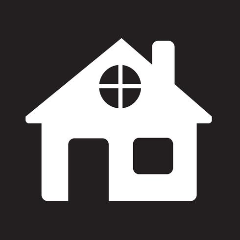 casa ícone símbolo sinal
