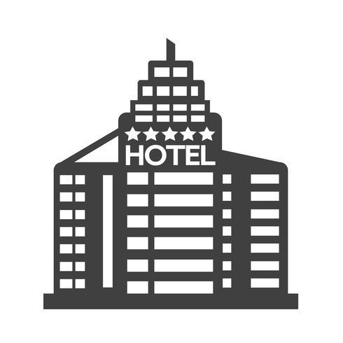 Hotel Icon Symbol Zeichen