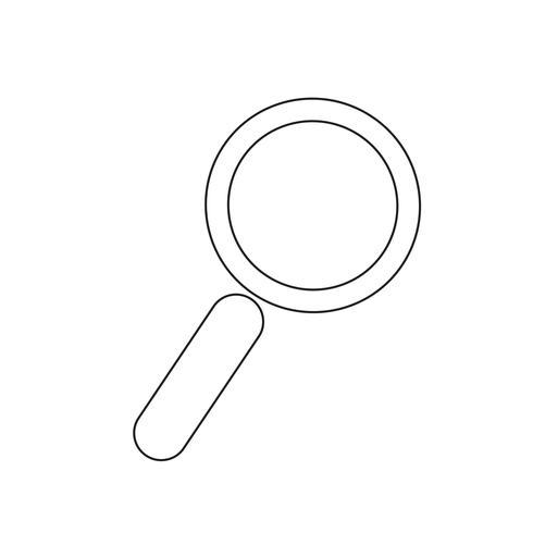 Suche Symbol Symbol Zeichen