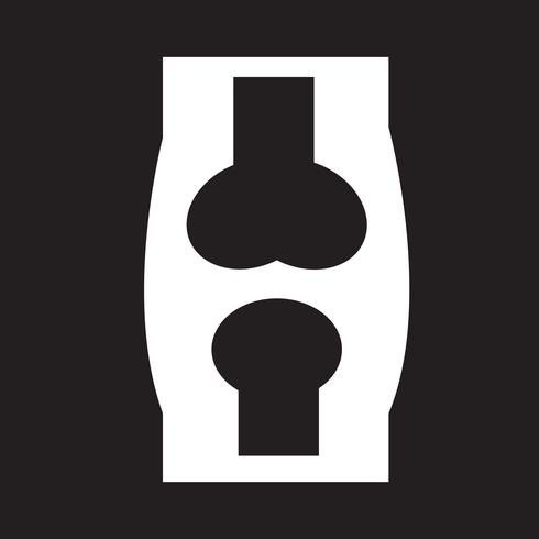 bone icon  symbol sign