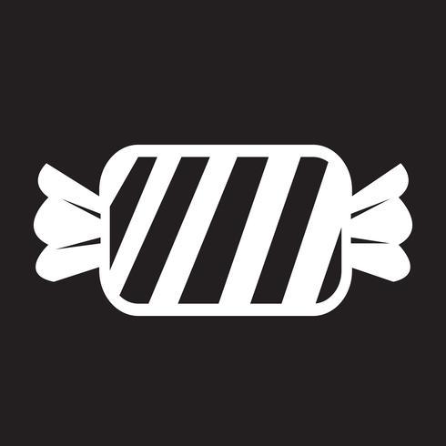 Süßigkeiten Symbol Symbol Zeichen