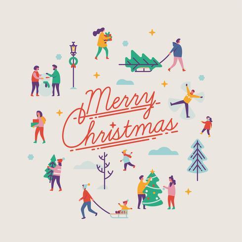 Buon Natale 118.Buon Natale Elemento Di Design Scarica Gratis Arte Vettoriale