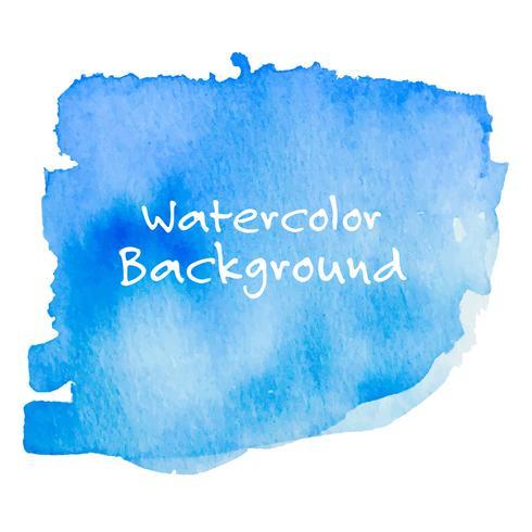 Lila abstrakte Aquarell Hintergrund. Aquarellelement für Karte. Vektor-illustration