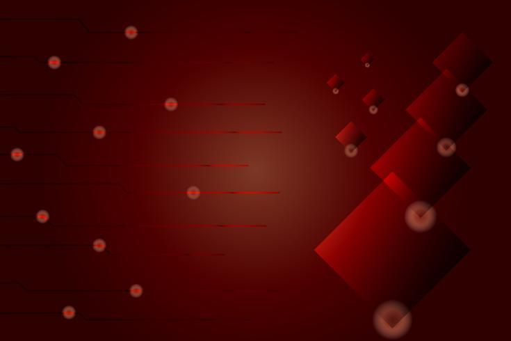 abstracte achtergrond met kleurovergang Dynamische vormen samenstelling
