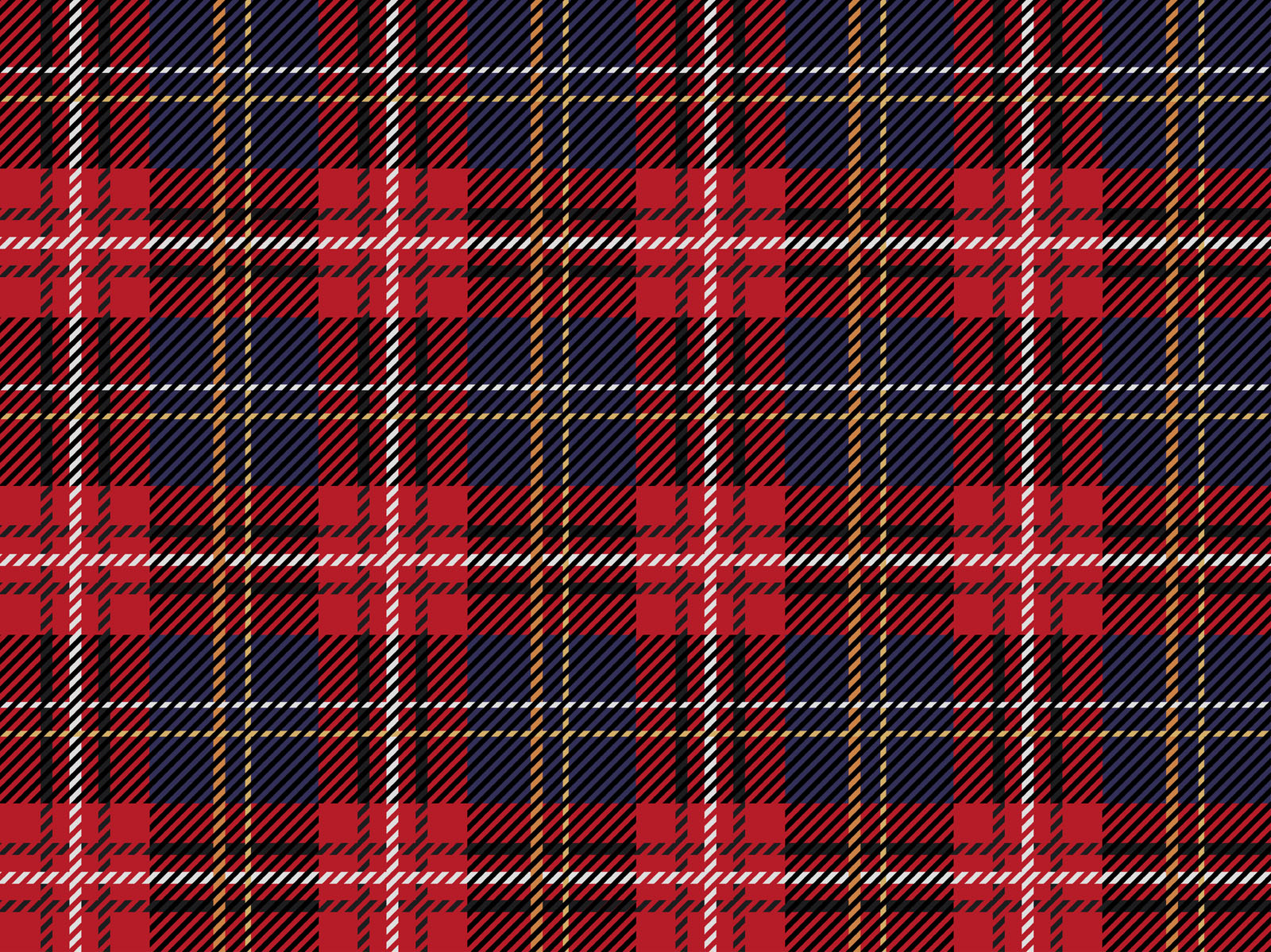 Seamless Tartan Plaid Vector Illustration Download