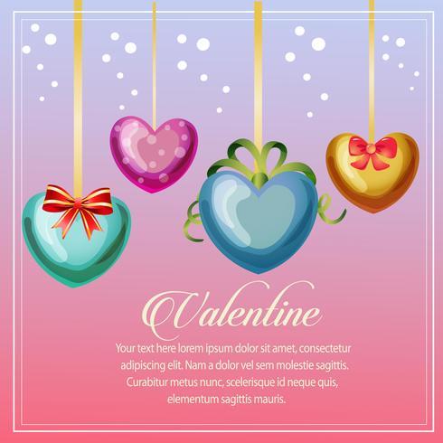 palloncino cuore di San Valentino