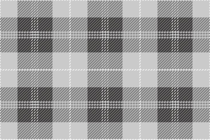 Tela escocesa de tartán inconsútil, ilustración del vector.