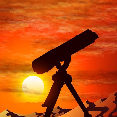 Silhouette der Waffe, das Symbol des Krieges.