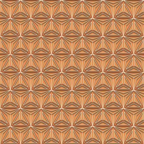 Ligne polygonale et fond transparent.