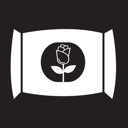 Fertilizzante icona simbolo segno