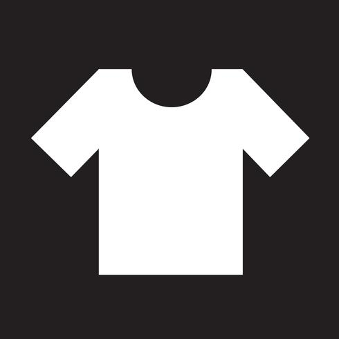 T-shirt ícone símbolo sinal