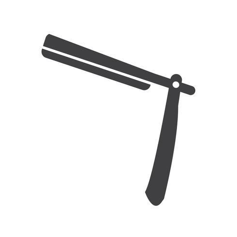 Rasoio simbolo segno simbolo