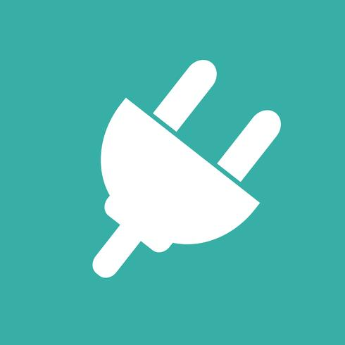 illustrazione dell'icona dell'icona dei plugins