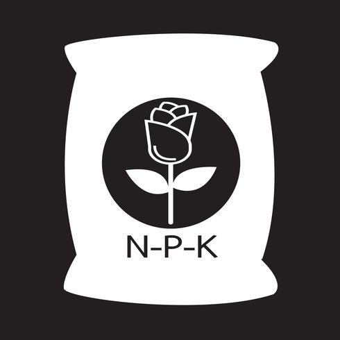 Meststof pictogram symbool teken