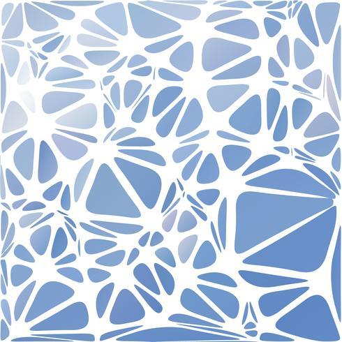 Blauwe moderne stijl, creatieve ontwerpsjablonen