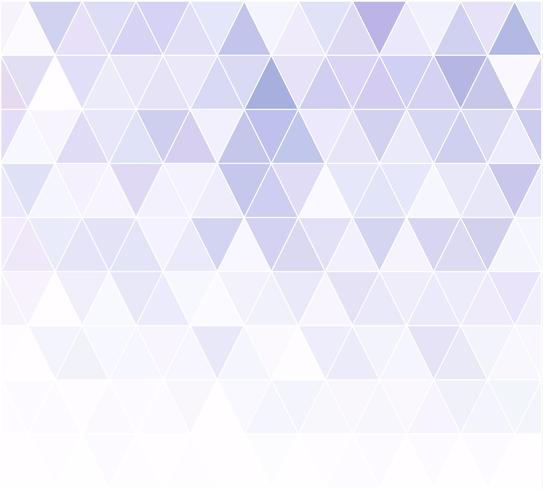 Gray White Grid Mosaic Background, Creative Design Templates vector