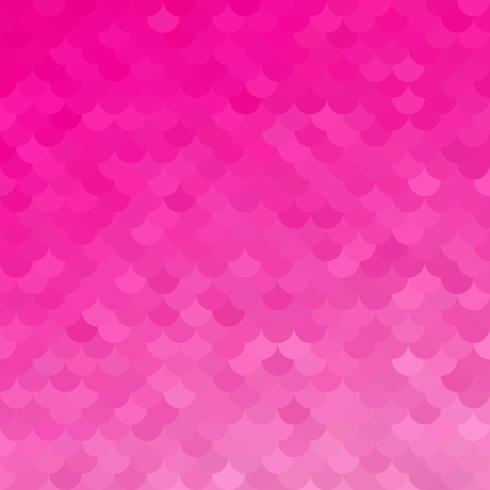 Patrón de tejas de techo rosa, plantillas de diseño creativo