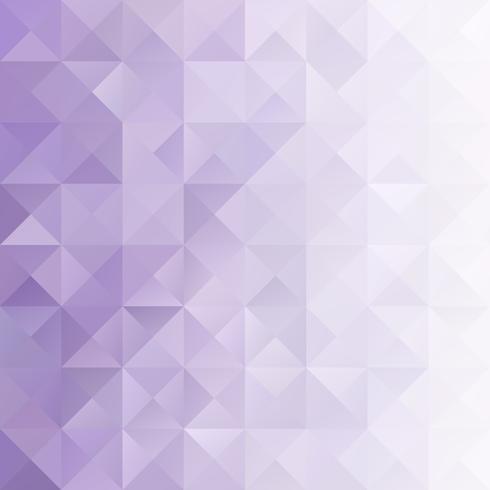 Purpurroter Gitter-Mosaik-Hintergrund, kreative Design-Schablonen