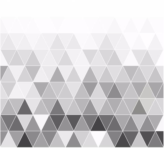 Schwarzer Gitter-Mosaik-Hintergrund, kreative Design-Schablonen