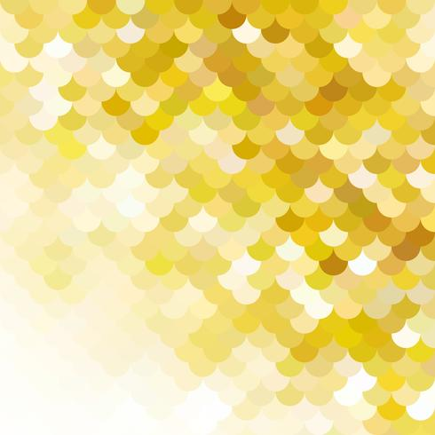 Yellow Roof tiles pattern, Creative Design Templates vector
