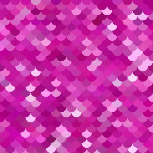 Patrón de tejas de techo púrpura, plantillas de diseño creativo vector