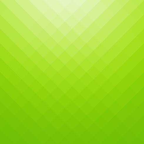 Grüner quadratischer Gitter-Mosaik-Hintergrund, kreative Design-Schablonen
