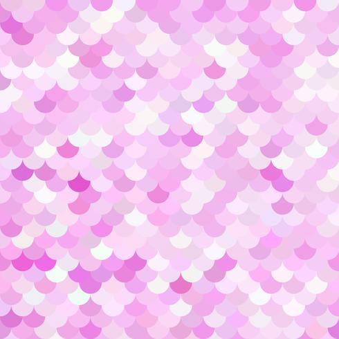 Pink Roof tiles pattern, Creative Design Templates vector