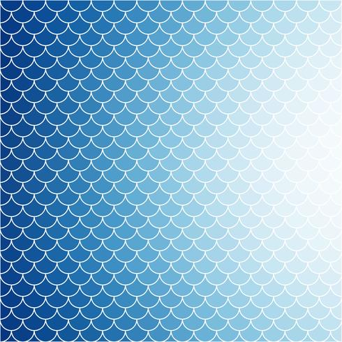 Blue Roof tiles pattern, Creative Design Templates vector