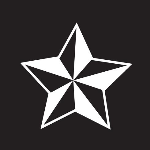 stjärna ikon symbol tecken