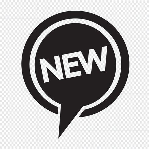 New Icon  symbol sign