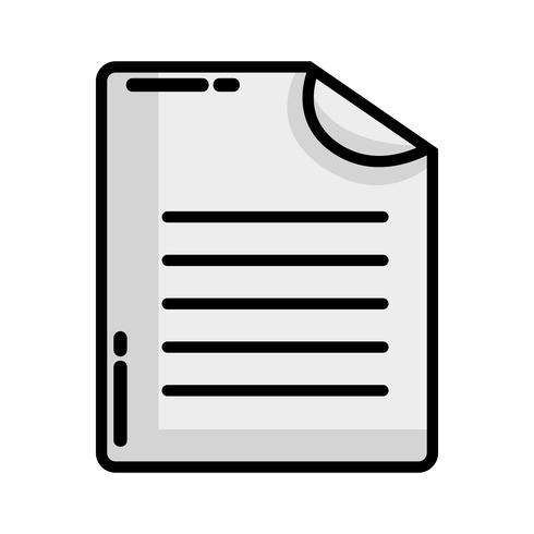 archivo de datos comerciales de documento empresarial en escala de grises