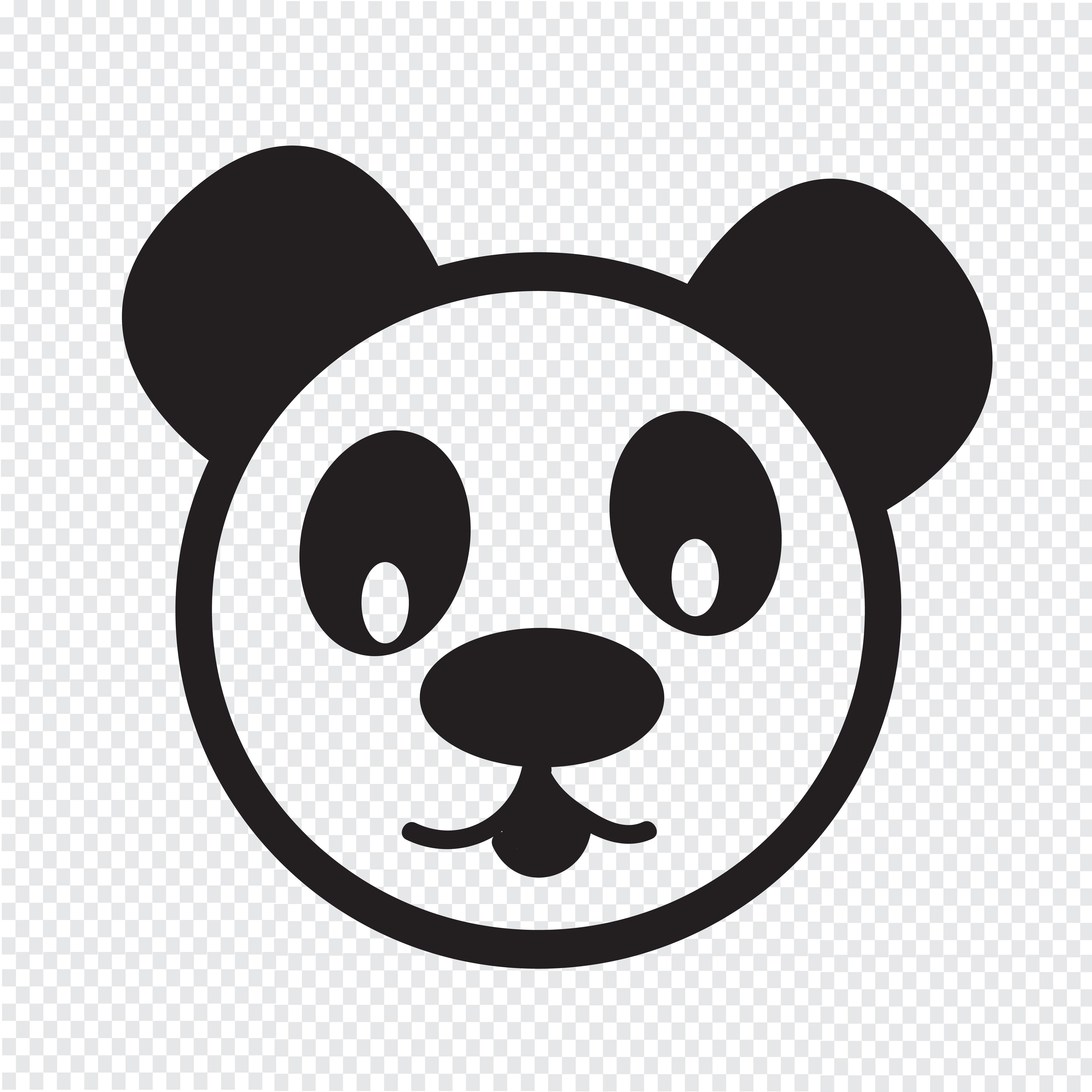 Panda Symbol