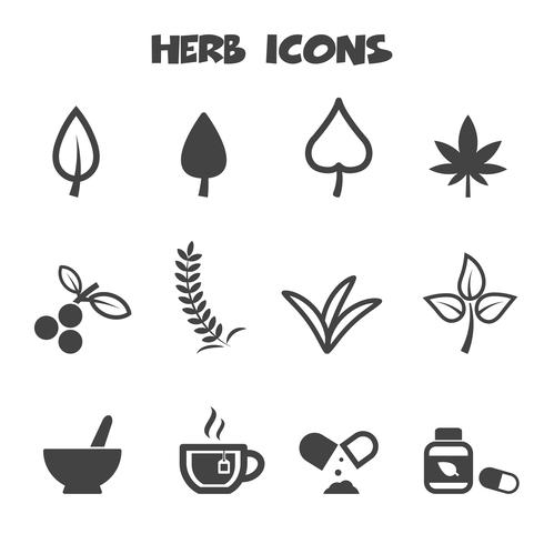 ört ikoner symbol