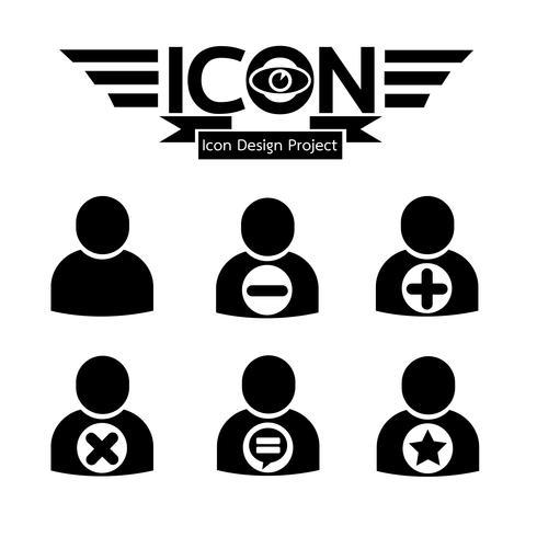 people icon  symbol sign